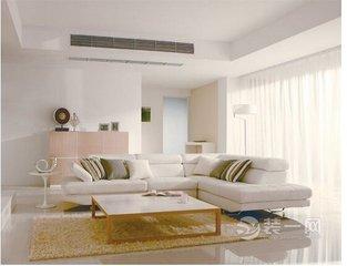 中央空调的美观度在装修的搭配方面