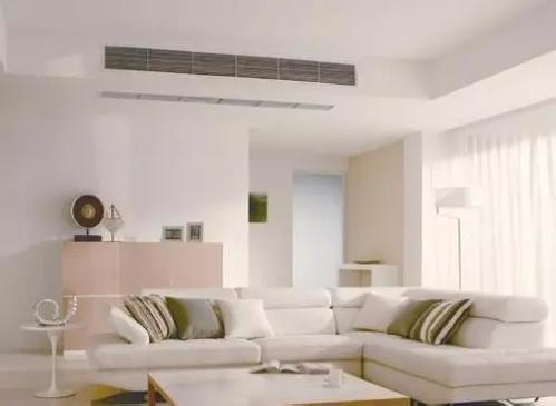 中央空调和风管机的特点分别是什么?