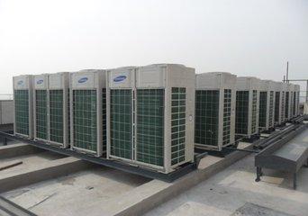 中央空调系统冷水机组处理方案