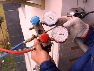 中央空调的安装非常重要,检查中央空调是否漏氟