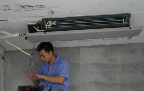 检查中央空调安装是否合理,列举方案