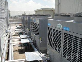 空气源热泵机组如何清洗,具体步骤方法