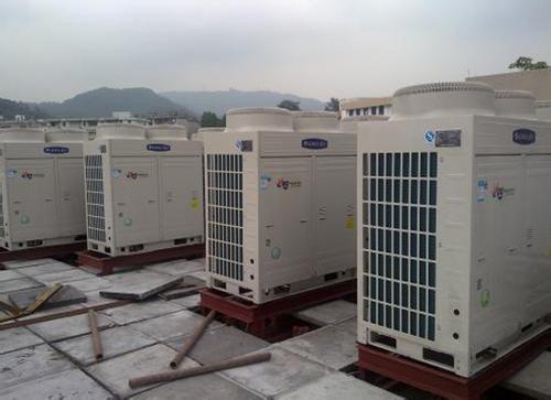 三星中央空调售后服务-螺杆制冷压缩机磨损的原因