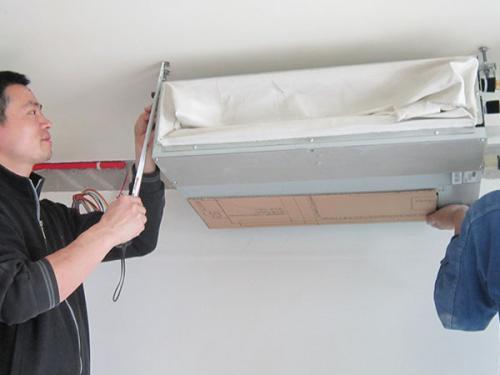 安装中央空调需要吊顶吗,怎么样安装会更好?
