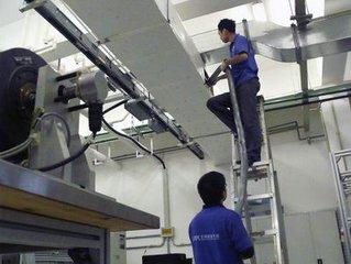 中央空调系统设置安全方法,使用安全装置注意事项