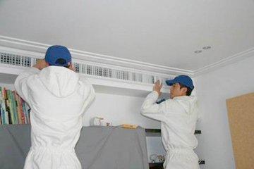 中央空调清洗非常重要,中央空调风道口怎么清洗,方法与步骤