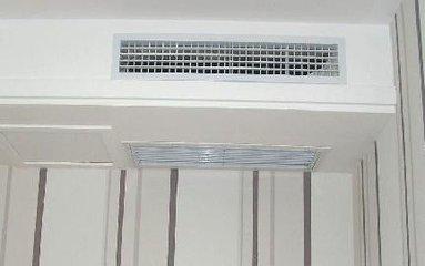 中央空调多联机在设计中室内机选择问题经常容易忽略